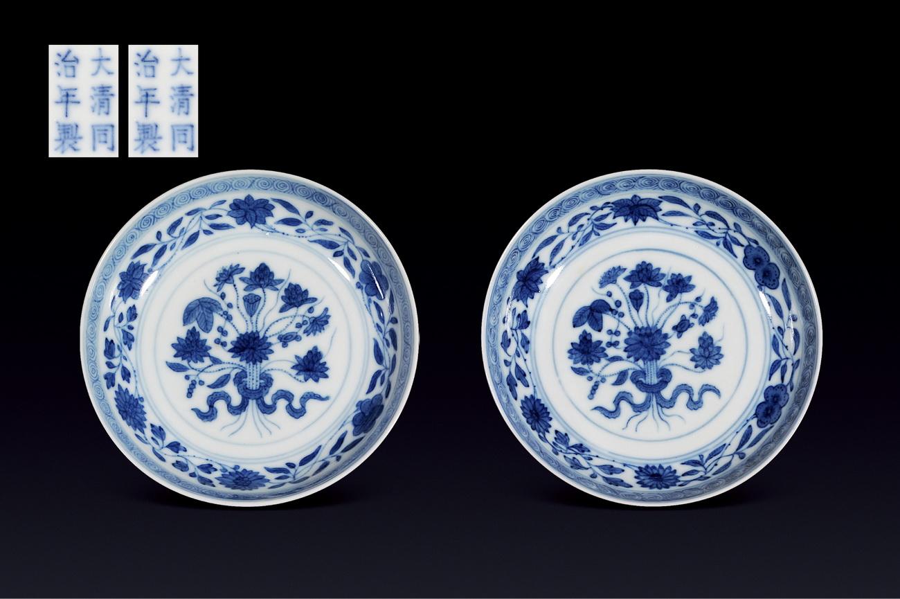 莲花是中国的传统纹样,有高洁清廉,出污泥而不染的寓意.